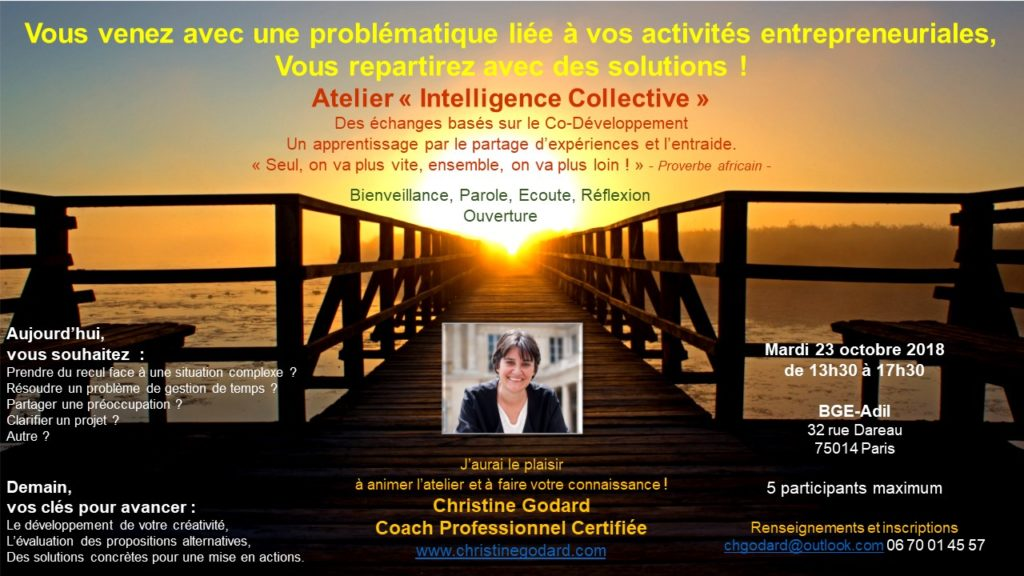 "Atelier ""Intelligence collective"""
